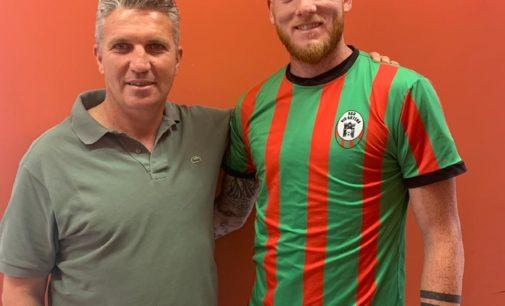 Cristiano Ingretolli è un nuovo attaccante della Vis Artena