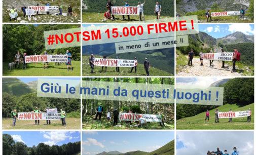 TSM SVELATO IL BLUFF l'Area VIA Regione Lazio chiede ora lumi