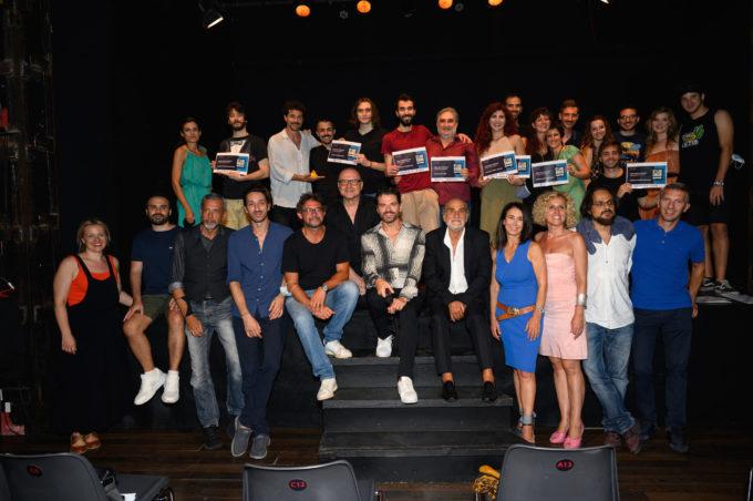Grande successo al Teatro lo Spazio per la Prima Edizione del concorso     IDEE NELLO SPAZIO 2020