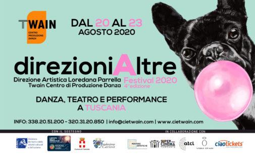 direzioniAltre Festival 2020: danza, teatro e performance a Tuscania