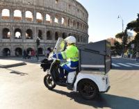 """POSTE ITALIANE: ANCHE A ROMA UN'AZIENDA  SEMPRE PIU' """"GREEN"""""""
