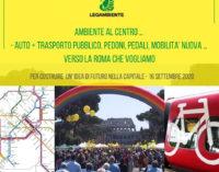 AMBIENTE AL CENTRO … VERSO LA ROMA CHE VOGLIAMO