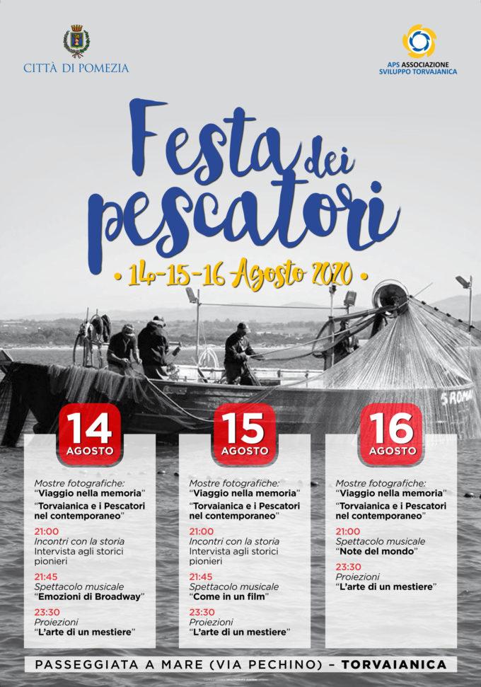Comune di Pomezia – Festa dei Pescatori