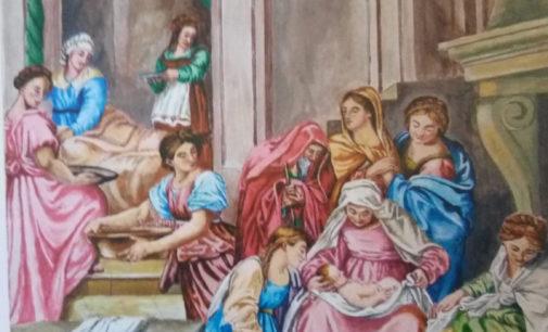 Graziadei Tripodi il restauratore di Dio