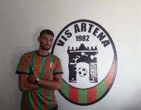 Lorenzo Negro è un nuovo giocatore della Vis Artena