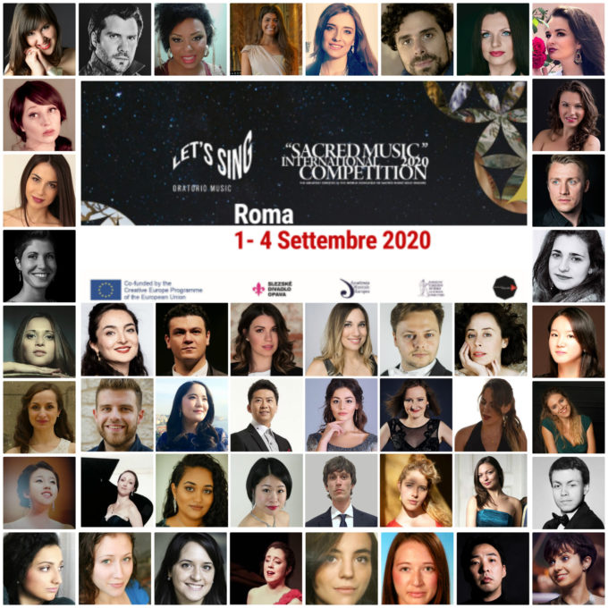 CONCORSO INTERNAZIONALE MUSICA SACRA: l'edizione 2020 dall'1 al 4 settembre