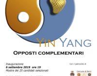 9″ Yin Yang, Opposti Complementari. Terza edizione della mostra concorso