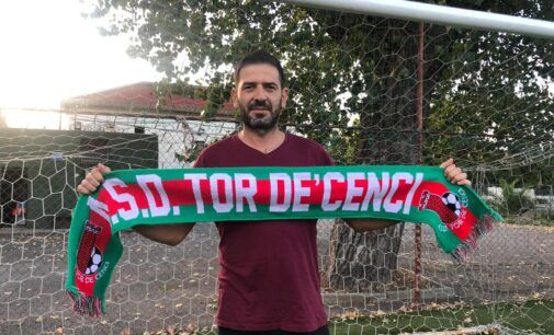 """Tor de' Cenci (calcio, I cat.), il vice presidente Pinna: """"Un gruppo rodato che può competere"""""""