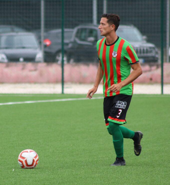 Alessio Pompei è di nuovo un giocatore della Vis Artena