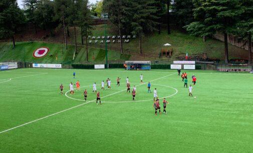 Buona la prima! Tre punti per la squadra di Pirozzi al debutto nel girone E.
