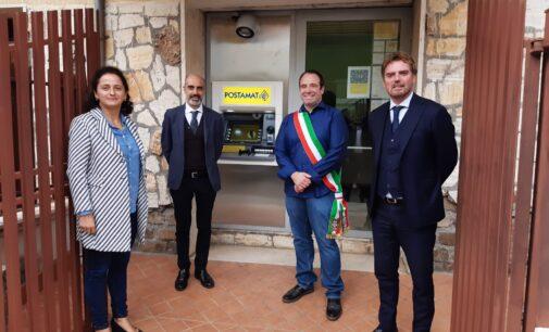 POSTE ITALIANE: PRESENTATI GLI ATM postamat