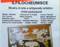 """Frascati, la mostra """"Ottobre in Arte""""  negli spazi del Mercato Coperto"""