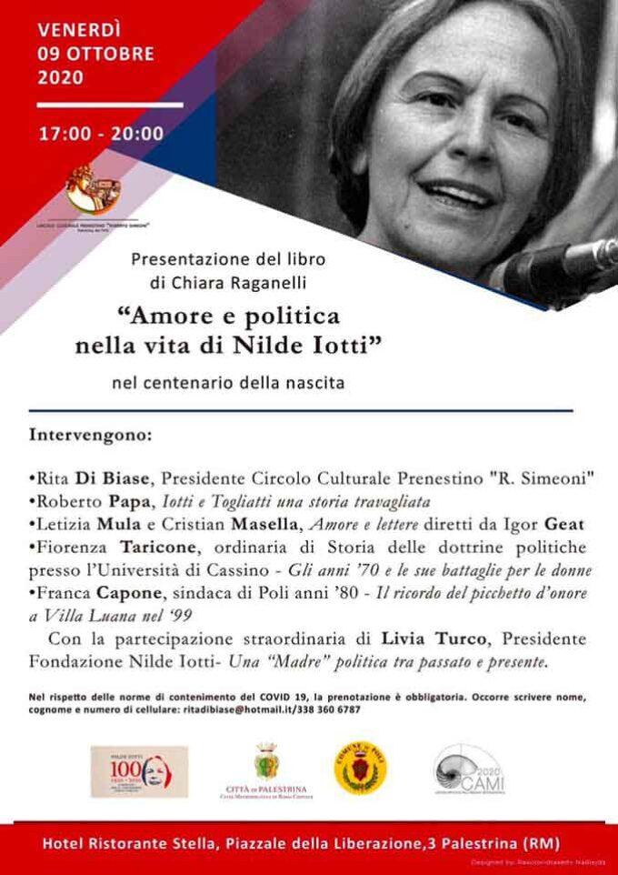 Biblioteca G. Coletti di Zagarolo – Incontro letterario