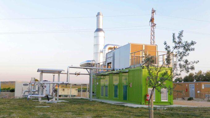 Inaugurazione del primo impianto BTS Biogas  alimentato con sansa di olive