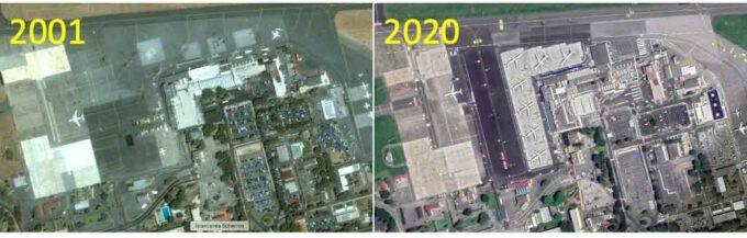 Il Comitato dei cittadini contro la chiusura anticipata della Valutazione Ambientale dell'Aeroporto di Ciampino