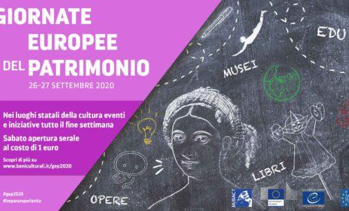 Giornate Europee del Patrimonio  Al Parco Archeologico di Ercolano orario prolungato