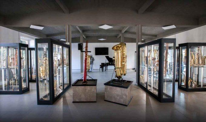 """Museo del Saxofono – ALBERTO BOTTA & FRIENDS  """"…una botta di swing!"""""""