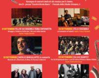 Per i 100 anni di Fellini, le musiche di Rota inaugurano lunedì 21 settembre CIAK SI SUONA