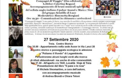 Treia, 26 e 27 settembre 2020 – Celebrazione dell'Equinozio Autunnale