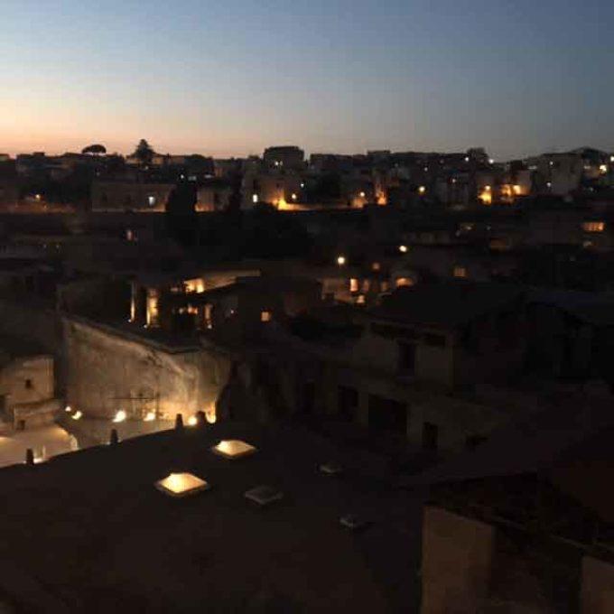 I VENERDI' DI ERCOLANO  Il Parco Archeologico raddoppia le serate