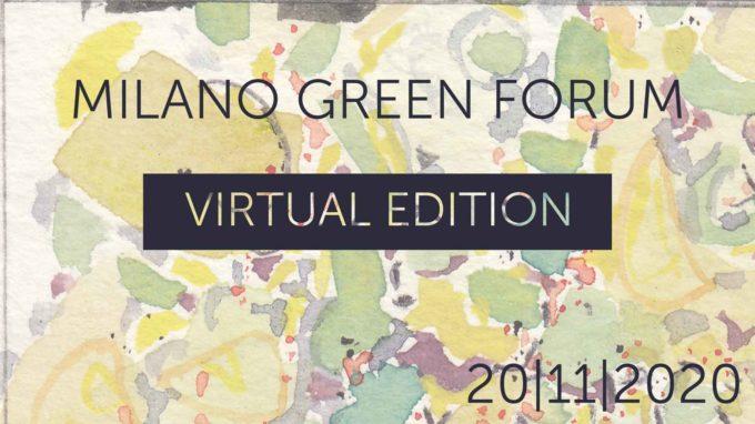 Torna il Milano Green Forum
