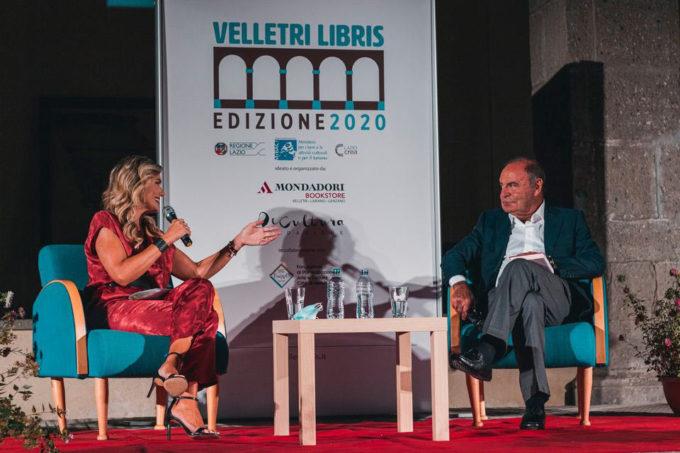 """Con Bruno Vespa si è chiusa in sold out la splendida IV edizione di """"Velletri Libris"""""""