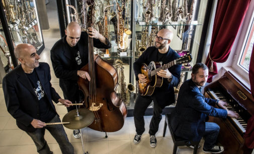 Museo del Saxofono – THE JAZZ RUSSELL & FRIENDS