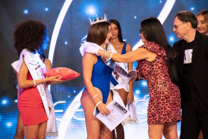 """""""MISS TEENAGER ORIGINAL ITALIA 2020""""  E' LA SICILIANA SERENA TUMBARELLO"""