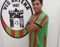 Tommaso Taviani è un nuovo giocatore della Vis Artena