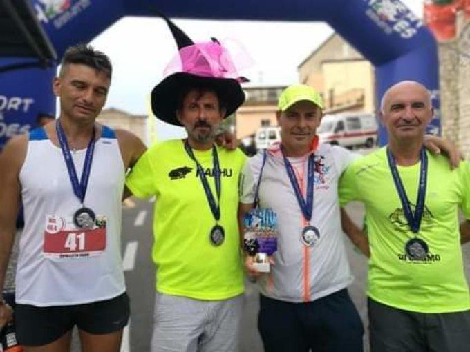 Filippo Castriotta, ultrarunner: Figli, moglie e amici mi sostengono