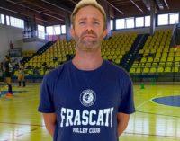 """Volley Club Frascati, ecco Romanini: """"I gruppi Under 15 e 17? Hanno ampi margini di crescita"""""""