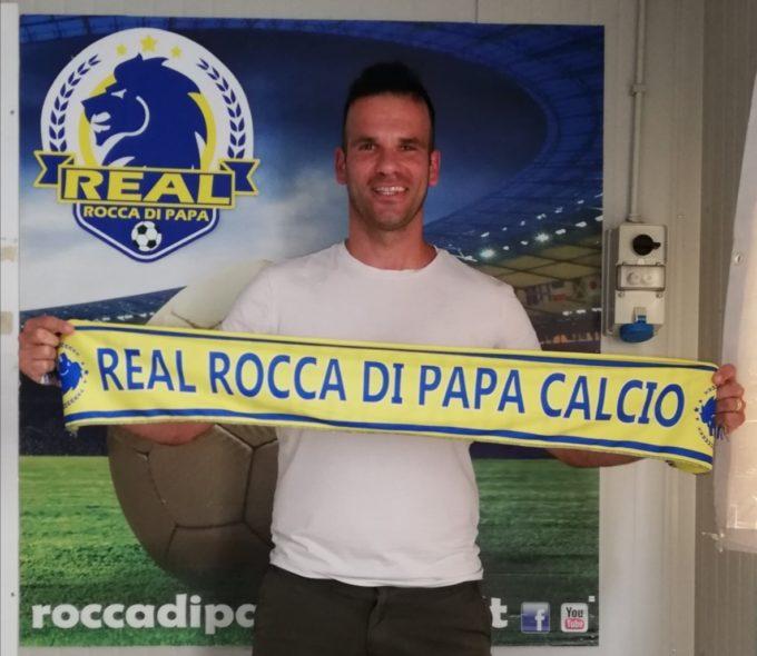 """Real Rocca di Papa L.R. (calcio, Eccellenza), Gimelli: """"I test pre-campionato ci danno fiducia"""""""