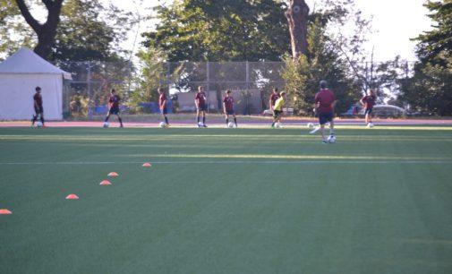 """Football Club Frascati, Marcelli: """"Open day della Scuola calcio anche la prossima settimana"""""""