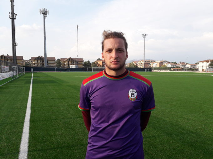Pier Paolo Salvati è un nuovo giocatore della Vis Artena