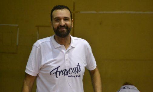"""Volley Club Frascati, l'Under 19 affidata a De Gregorio: """"Ringrazio la società per la fiducia"""""""