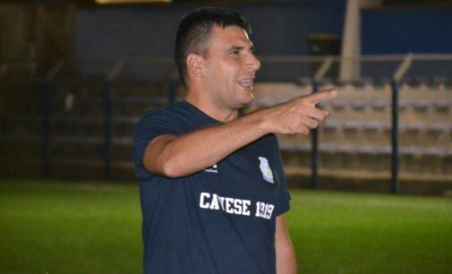 """Città di Cave Academy (calcio, II cat.), Giacchè: """"Un gruppo di bravi ragazzi e buoni giocatori"""""""
