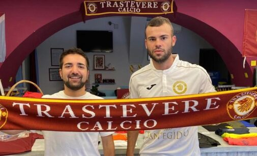 Valerio Coccia è del Trastevere.