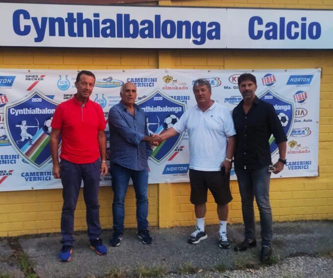 """Cynthialbalonga (calcio, serie D), Giannotta: """"Vogliamo far crescere ancora il settore giovanile"""""""