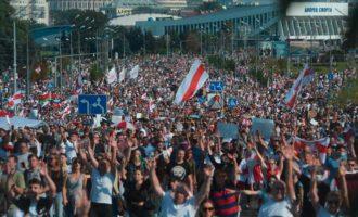 La musa bielorussa che non tace