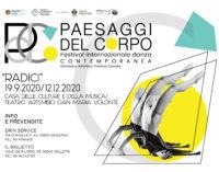Paesaggi Del Corpo – Festival Internazionale Danza Contemporanea a Velletri
