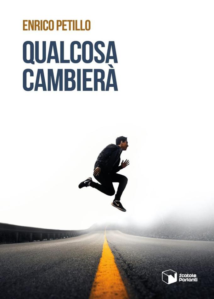 """""""Qualcosa cambierà"""", il libro del rapper Endi, Enrico Petillo"""