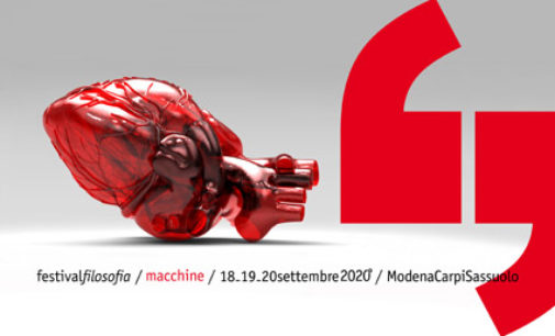 Festivalfilosofia 2020: intelligenze umane e artificiali. Dal 18 al 20 settembre a Modena, Carpi e Sassuolo