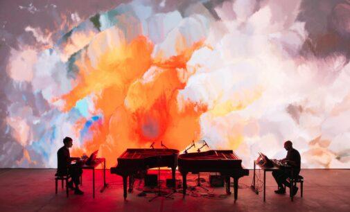 QUAYOLA   Transient – Impermanent Paintings   Teatro Argentina, Roma   4 ottobre 2020 ore 18