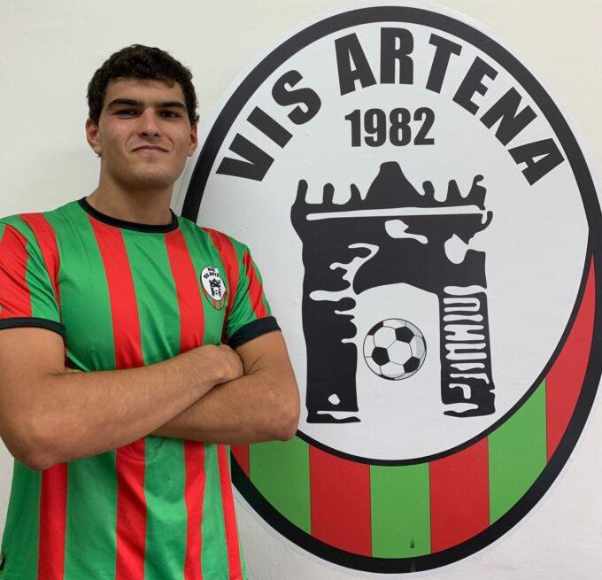 Juniores Nazionale, Aurelio Colella è un nuovo giocatore della Vis Artena