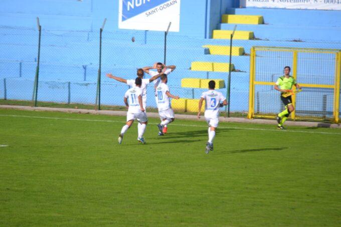 """Cynthialbalonga (calcio, serie D), Mazzei: """"Avevamo tanta voglia di riscatto, felici per i tre punti"""""""