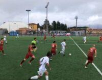 Vjs Velletri, esordio ok: attacco da favola e 3-0 al Real Testaccio
