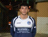 """Ssd Colonna (calcio, I cat.), il giovane Ferroni: """"Ottimo inizio, il gruppo viaggia compatto"""""""