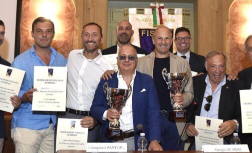 """Frascati Scherma, ecco il 12esimo scudetto: """"Dedicato a Gaetano Frezza e Roberto D'Alessio"""""""