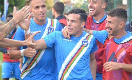 "Cynthialbalonga (calcio, serie D), Pace stende il Castelfidardo: ""Ripresi i punti di Sant'Elpidio"""