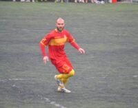 """Città di Valmontone (calcio, I cat.), capitan Moroni: """"Questa squadra è da primi tre posti"""""""